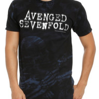 Avenged Sevenfold Nightmare Skeleton T-Shirt
