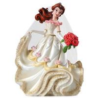 Disney Beauty and the Beast Belle Bride Couture de Force Figurine