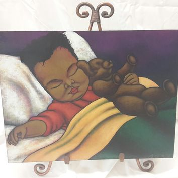 Sweet Dreams Wall Art Plaque