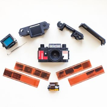DIY Konstruktor Camera Kit