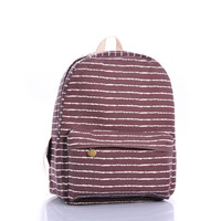 Thicken Canvas Backpack = 4887546884