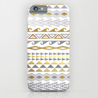flash tattoo pattern iPhone & iPod Case by Hannah