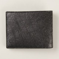 Jil Sander Distressed Wallet - Le Marché Aux Puces - Farfetch.com