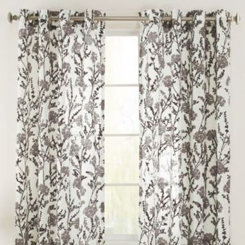 Bethany Grommet Window Curtain Panel