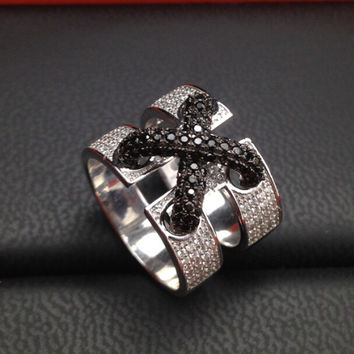 Jewelry New Arrival Shiny Gift Stylish 925 Silver Butterfly Ring [4989656260]