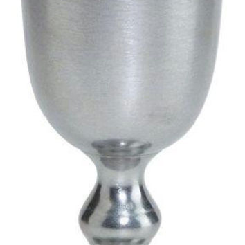 2 Drinking Goblets - Pewter