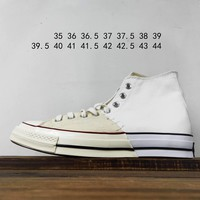 Kuyou Fa19630 Converse All Star High Top Canvas Shoes