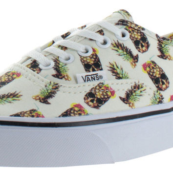 Vans Auth Deck Mens Unisex Drained Confused Sneakers