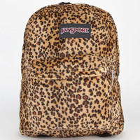 Jansport High Stakes Backpack Realistic Cheetah One Size For Women 18634943501