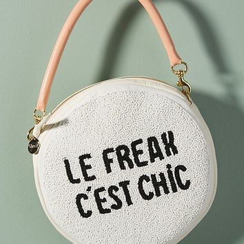 Clare V. C'est Chic Circle Clutch