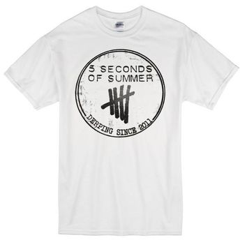 5 Sos Ring Custom Men's Gildan Adult T-Shirt