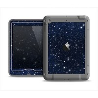 The Bright Starry Sky Apple iPad Mini LifeProof Nuud Case Skin Set
