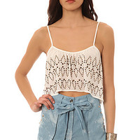 *LA Boutique The Casual Fridays Short in Washed Denim