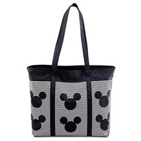 Disney Parks Mickey Mouse Tote   Disney Store