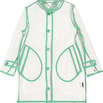 Finds - + Wanda Nylon Louise PU coat
