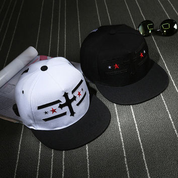 Stylish Hot Sale Korean Couple Ladies Hip-hop Hats Outdoors Baseball Cap [9730954435]