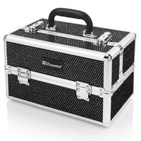 Black Bling Box Makeup Case I BH Cosmetics