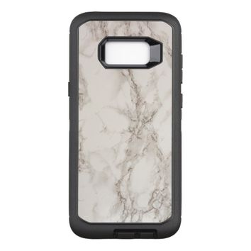Marble Stone OtterBox Defender Samsung Galaxy S8+ Case