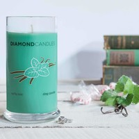 Vanilla Mint Ring Candle
