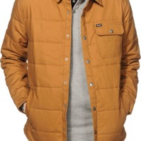 Brixton Cass Quilted Canvas Jacket
