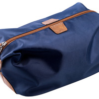 Ballistic Nylon Travel Dopp Kit, Blue, Personal Care Sets