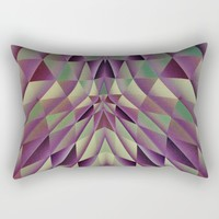 The way Rectangular Pillow by Jeanette Rietz