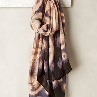 Abstracted Paisley Scarf by Anthropologie