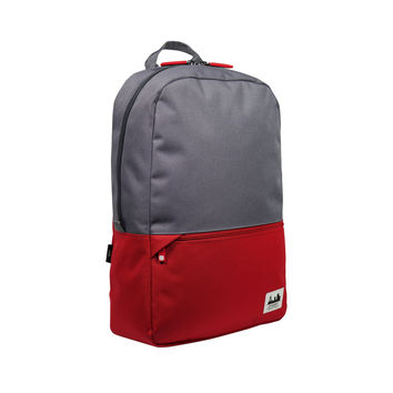 Projekt Karl Backpack Red/Charcoal