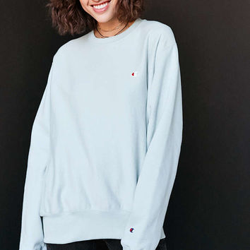 f64bb18a59663 Champion + UO Reverse Weave Pullover Sweatshirt - Urban Outfitters