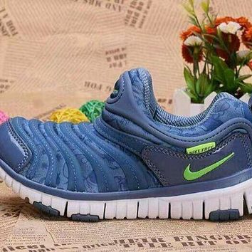 ESBON Nike Dynamo Free (PS) 343738-400 Infant / Toddler Kids' Shoe