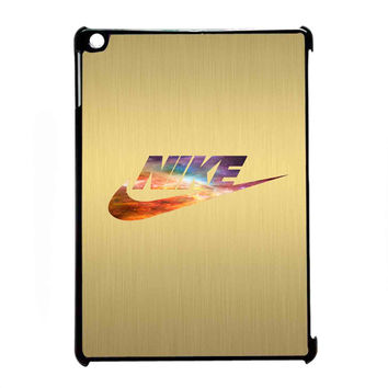 colorful nike gold nike for iPad Air CASE *07*