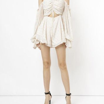 DCCKIN3 Alice Mccall Did It Again Playsuit