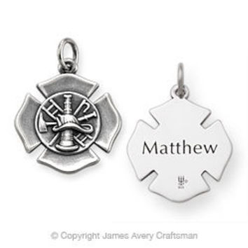 Firefighter's Charm from James Avery