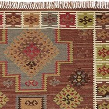 Kilim Rugs, Flat Weave Rugs & Flatwoven Rugs | Pottery Barn