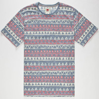 QUIKSILVER Rough Trade Mens T-Shirt 240553200 | Solid & Stripe Tees