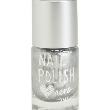 Aeropostale  Womens Single Nail Polish - Gray, One