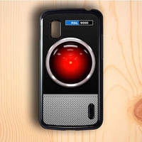 Dream colorful Hal 9000 Hello Dave Nexus 4 Case