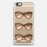 Sunnies (Transparent) iPhone 6 case by H. Nichols Illustration | Casetify
