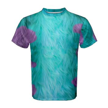 Men's Sulley Monsters Inc Inspired Shirt