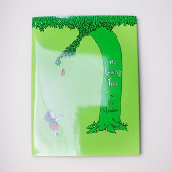 The Giving Tree by Shel Silverstein Hardcover - Estella