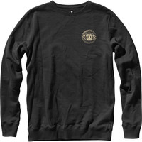 Element Tarot Skull Crew Sweatshirt - Men's Black,