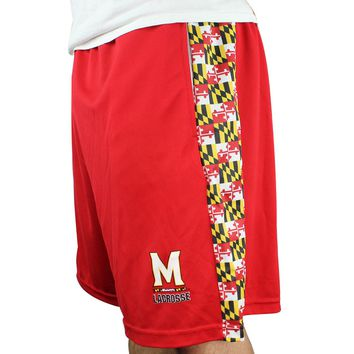 Maryland Terps Lacrosse Short - Adult
