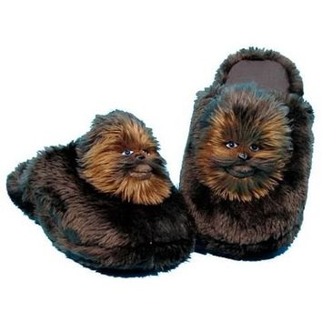 Star Wars Chewbacca Slippers Large (11/12)