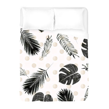 Tropical Love Duvet Cover