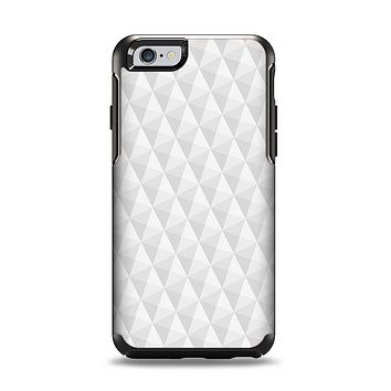 The White Studded Seamless Pattern Apple iPhone 6 Otterbox Symmetry Case Skin Set
