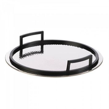 State-of-the-art Circular Serving Tray