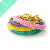 Lolabellas Mini - Pastel (Listing for ONE Bangle)