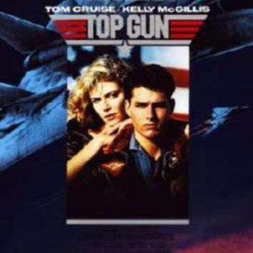 Top Gun Movie poster Metal Sign Wall Art 8in x 12in