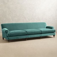 Sofa, Hickory by Anthropologie