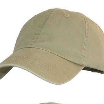 Khaki Tan Vintage Distressed dad hat suede women Caps Trucker Baseball Low Profile Caps Adjustable Mesh Lined Sun Hats style
